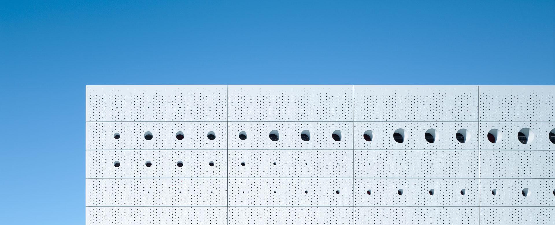 Duraflon Referenz envihab in Köln von Glass Kramer Löbbert und Uta Graff Architekten